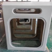 Buy cheap Outdoor FRP Electrical Telecom Cable Distribution Box Corrosion Resistant product