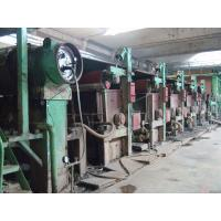 Buy cheap 1092 - 4800 mm Cylinder Forming Cylinder Paper Machine For Paper Making product
