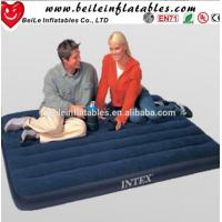 Buy cheap Inflatable lover travel air bed with inflatable Electric Pump mattress product