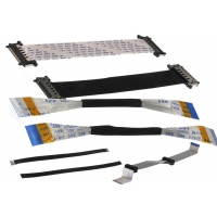 Buy cheap Explosion Proof ZIF 36 AWG 80mm Flat Flex Cable product