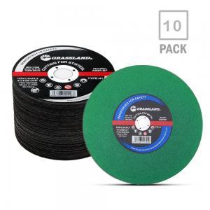 Buy cheap Corundum Abrasive 350x3.0x25.4 14 Inch Cut Off Wheel For Steel product