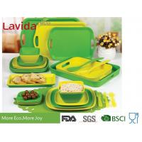 Recycled Biodegradable Bamboo Fiber Dinnerware Mix And Match Solid Color 16/24 Pieces Set