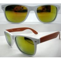 Buy cheap Discoloration Novel Sunglasses , Dark Glasses In Sunny Day product