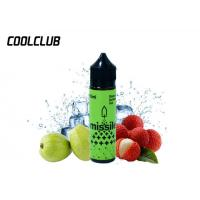 Buy cheap Concentrated Fruit Ice Melon Flavor E CigarJuice 60ml Missile 1 Year Shelf Life product