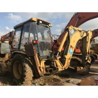 China CAT 426C Second Hand Backhoe Loaders CAT 3054DIT Engine 2009 Year 4 Cylinders on sale