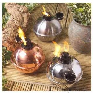 Patio Torches,  Smudge Pots,  Metal Torches
