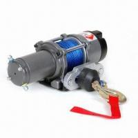 Buy cheap protable Electric boat winch(12-24V) product
