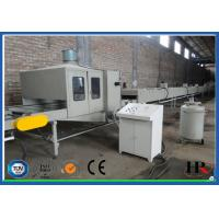 Buy cheap 130kw Tile Roll Forming Machine / Color Stone Coated Roof Tile Production Line product