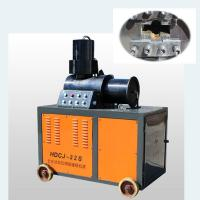 Buy cheap High Bridge Rebar Upsetting Machine Three Phase Four Wire For Forging Threading product