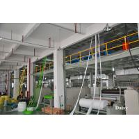 Buy cheap Non Woven Fabric Making Machine product