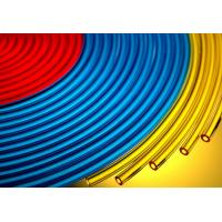 Buy cheap Wire Insulation Protection Coloured PVC Tubing  VW-1 Sleeves ID 1.0mm - 30mm product