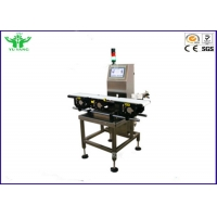 Buy cheap 680mm ~ 750mm Food and Drug Weighing Machines Weight Checking Machine Automatic Weight Checker product