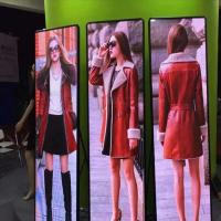 Buy cheap Advertising Front Service Led Display Screen 1.9mm Poster Mirror product