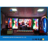 China Indoor HD P2.5 Small Pitch LED Display Advertising Led Sign 480 X 480mm on sale