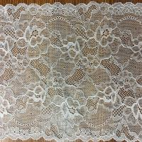 Buy cheap 18cm  wide 2017  New Fashion  Lace Border/ underwear cotton lace edge in Ivory and Black Color product