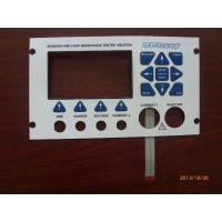 Buy cheap Waterproof FPC Circuit PCB Membrane Switch EL Panel For 3C Electronic product