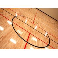 Buy cheap Modern Sports Wooden Flooring , Weather Resistant Maple Hardwood Flooring from Wholesalers