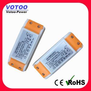15W 12V LED Strip Power Supply / Constant Voltage LED Driver For LED Panels