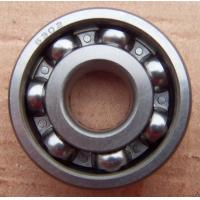 Buy cheap 6302 2Z Steel Cage Deep Groove Ball Bearings Single Row ABEC-7 / ABEC-5 product