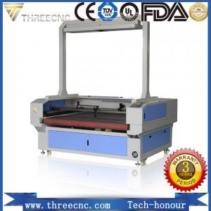 Buy cheap Automatic feeding laser cutting machine with CCD camera TLF1610-CCD. THREECNC product