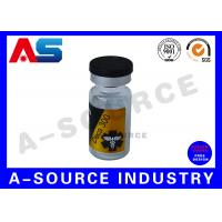 Buy cheap Custom Product Labels Printing For Clear Sterile Injection Vials product