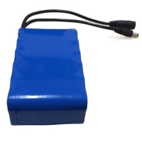 Buy cheap 18650 12 Volt 8 Amp Custom Lithium Ion Battery 1C Discharge product