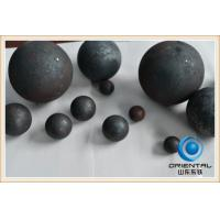 Buy cheap Ball Mill Grinding Media Balls For Iron Copper Ore Industry , Grinding Steel Balls product