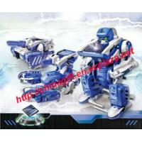 Buy cheap T3 solar powered transforming robot product