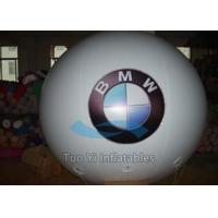 Buy cheap Durable Auto Show Branding Balloons , Attractive Big Advertising Helium Balloons from Wholesalers