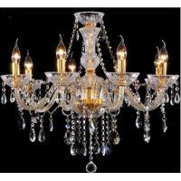 Modern & Fashional Crystal Pendant Lamp,Chandelier Candle Light,High-Class Decorative LED Lighting