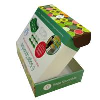 Buy cheap Superior Quality Corrugated Cardboard Packing Box with Custom Color Print product