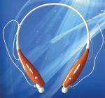 Buy cheap Orange Music Wireless Bluetooth Earphone For Mobile Phone Handfree product