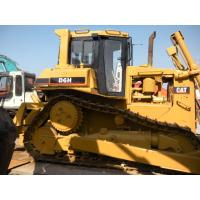 Buy cheap Ripper CAT D6H Used Caterpillar Bulldozer Used 8424 Hours / Used Heavy from wholesalers