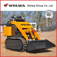Buy cheap mini skid steer track loader with ce and iso certification product