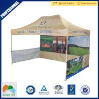 Buy cheap 10 x 12 quick erect Folding Gazebo Tent replacement canopy outdoor product
