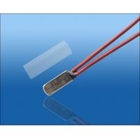 China plastic shell 3135 AWG 18 snap action bimetal thermal switch for AC brushless motor and pump on sale