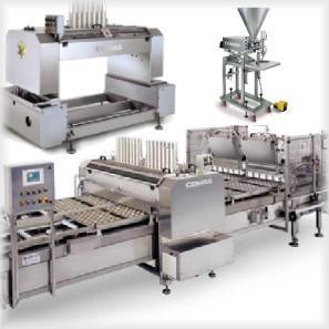 Испеките производственную линию ТА400 машины, производственную линию торта Мульти-формы