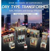 Buy cheap Single And Three Phase Dry Type Transformer 1-1000kva Copper Alumnium from wholesalers