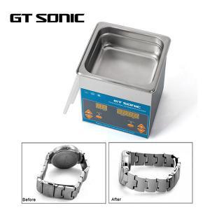 Buy cheap Digital Ultrasonic Dental Cleaner For Prosthetic Materials Forceps 50W product