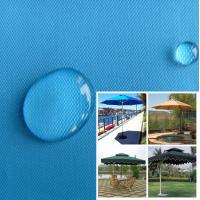 China 210D waterproof/fireproof tent canopy fabric on sale