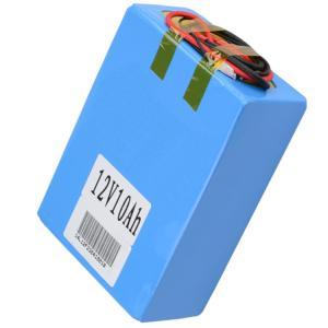 Buy cheap Testing Equipment NMC 12.8V 10Ah Lifepo4 Battery Pack KC 2000 Cycle product