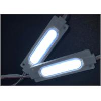 China waterproof high power 12VDC 5730 6LED injection led module with lenz for sign on sale