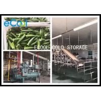 Buy cheap Temperature Controlled Multi Purpose Storage Unit , Freezer Storage Warehouse 24 Hours product