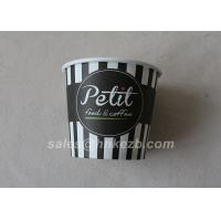 Buy cheap 14oz 12oz Printed Single Wall Paper Cups Made of 3 Layers of Paperboard product