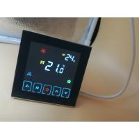 High Accuracy Digital Room Thermostat With Colorful Display For Central Air Conditioning