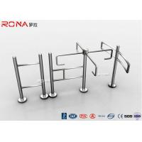 Buy cheap Half Height Turnstile Entrance Gates Access Control RS485 Communication Interface product