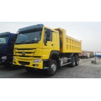 Buy cheap ZZ3257N3647 Heavy Duty Dump Truck 6x4 10 Wheeler 18m3 HOWO 371 Truck product