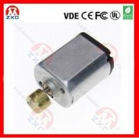 Quality dc brush motor for sex toy FF-M20 for sale