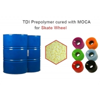 Buy cheap Wear Resistance Skate Wheel Polyester Based Polyurethane product