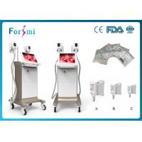 Buy cheap 2 handles champagne cryolipolysis vacuum machine love handles removal freeze liposuction machine for body slimming product